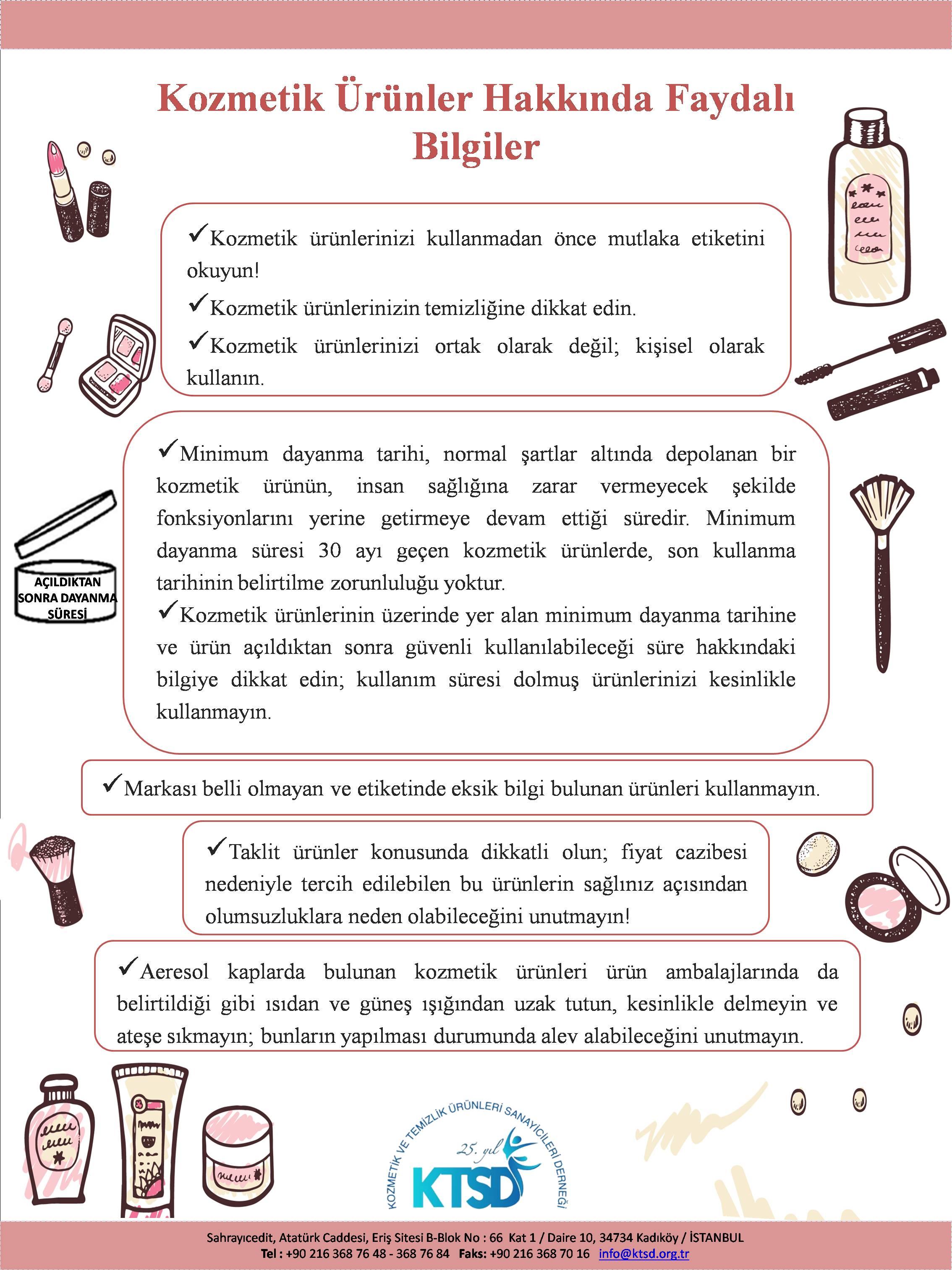Güzellik Ürünleri Ne Kadar Faydalı
